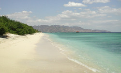 Gilin saarten rannat