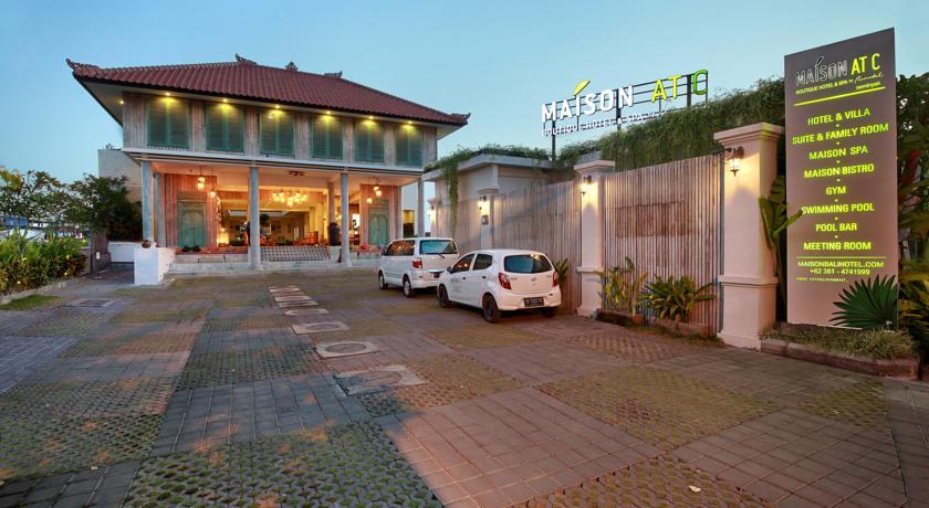 Maison at C Boutique Hotel & Spa - I Love Bali (1)