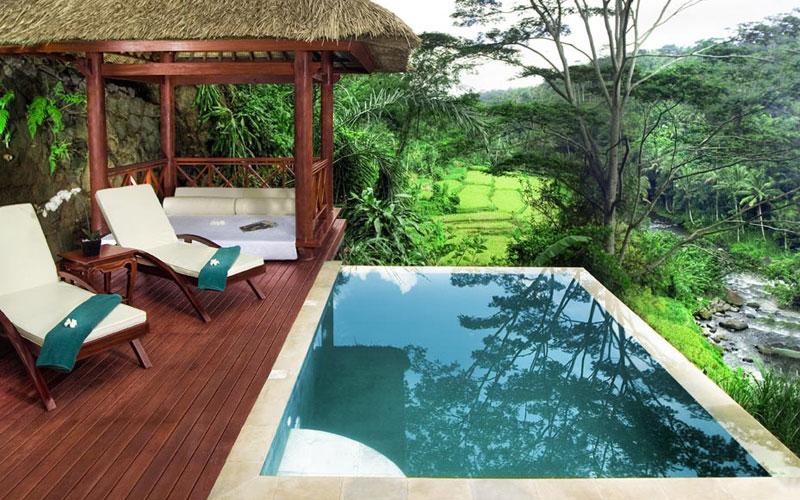 Ayung river club villa - I Love Bali (2)