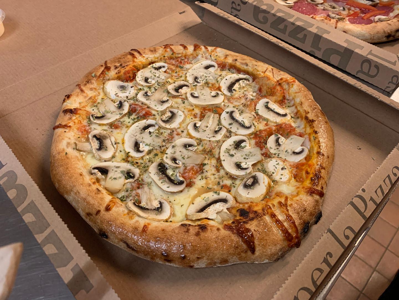 Buulke Budel Pizza