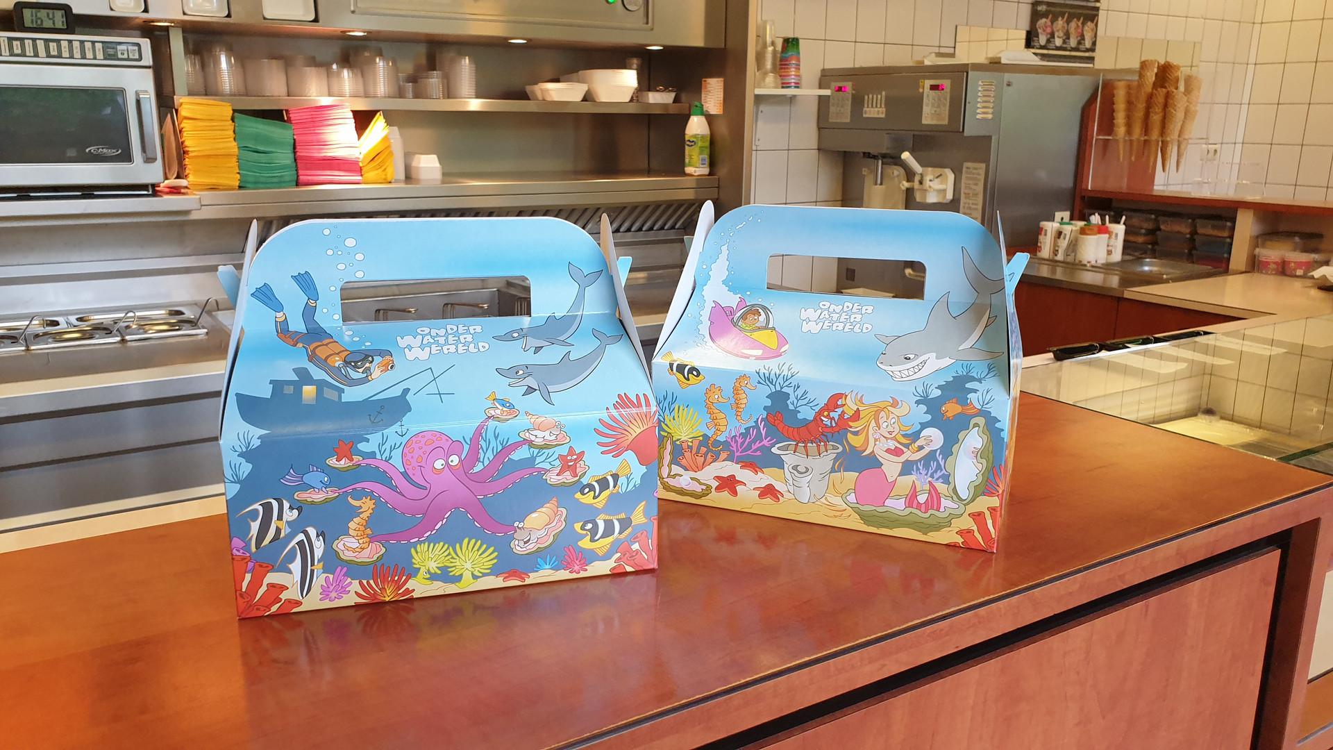 Buulke Budel Kidsboxen vor de kinderen