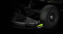 High Grip Front Tires