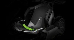 Upgraded Racer Seat
