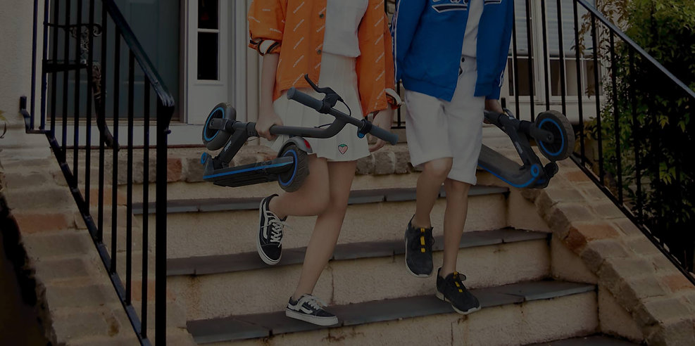 Foldable Electric KickScooter For Teens and Kids