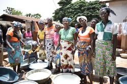Transformatrices manioc en tapioca