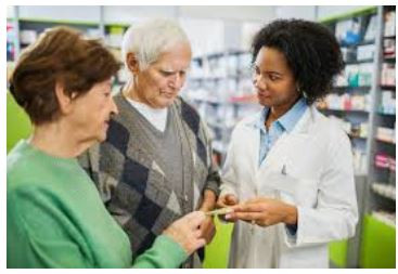 Pharmacists Can Play Critical Roles in Transitions of Care for Older Adults