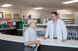 Pharmacy patient counseling