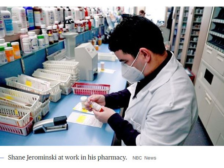 Overworked, understaffed: Pharmacists say industry in crisis puts patient safety at risk