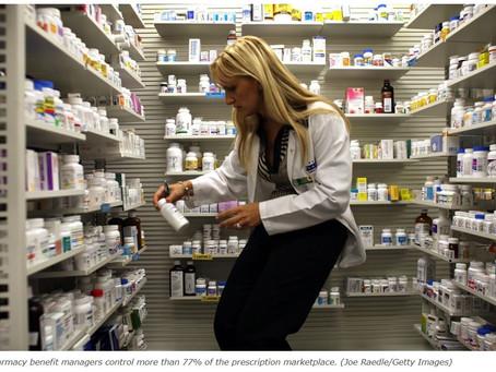 Antitrust concerns should extend to drug pricing, advocates say