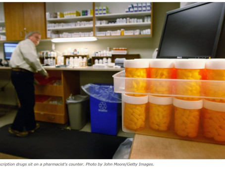 Federal regulator's oversight of the drug supply chain blasted — by one of the regulators