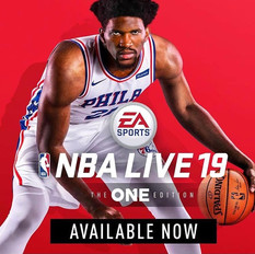 NBA Live // The One Edition