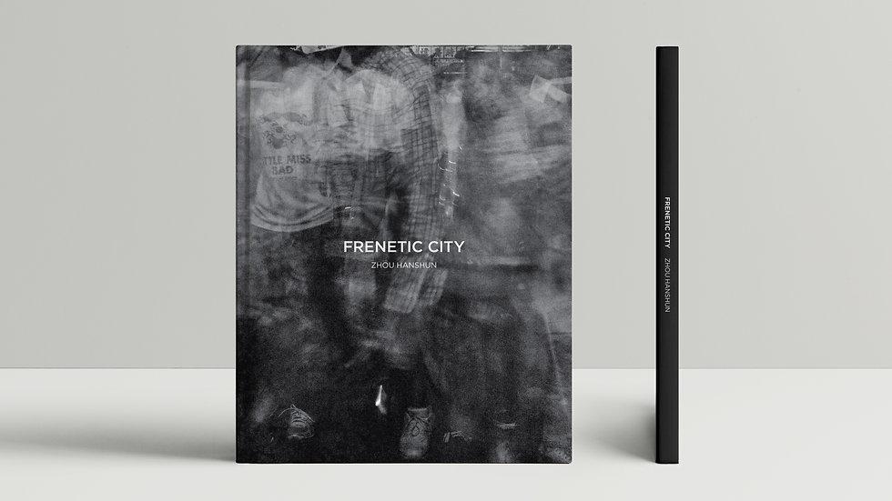 Frenetic City Book