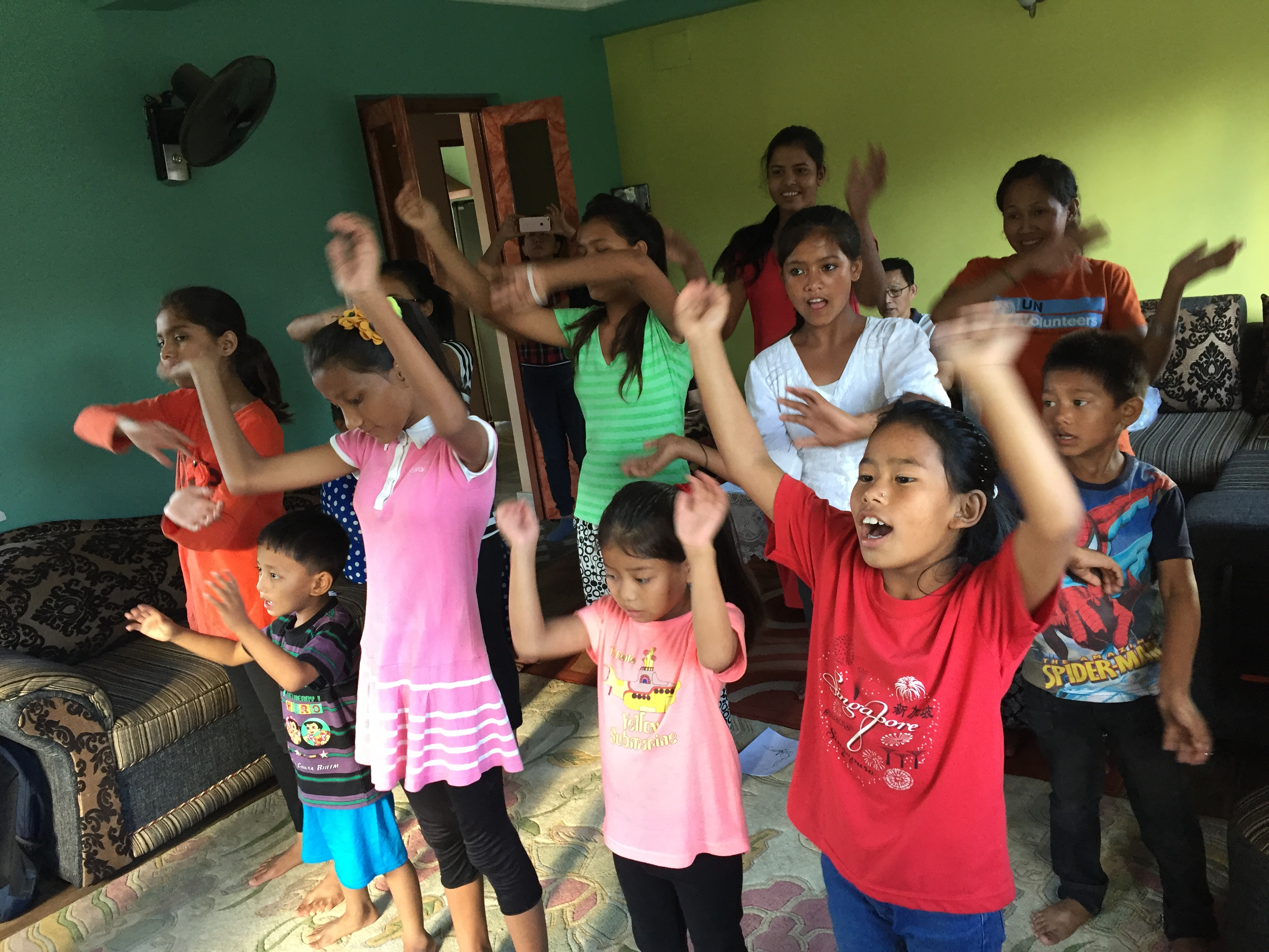 Orphanage ministry