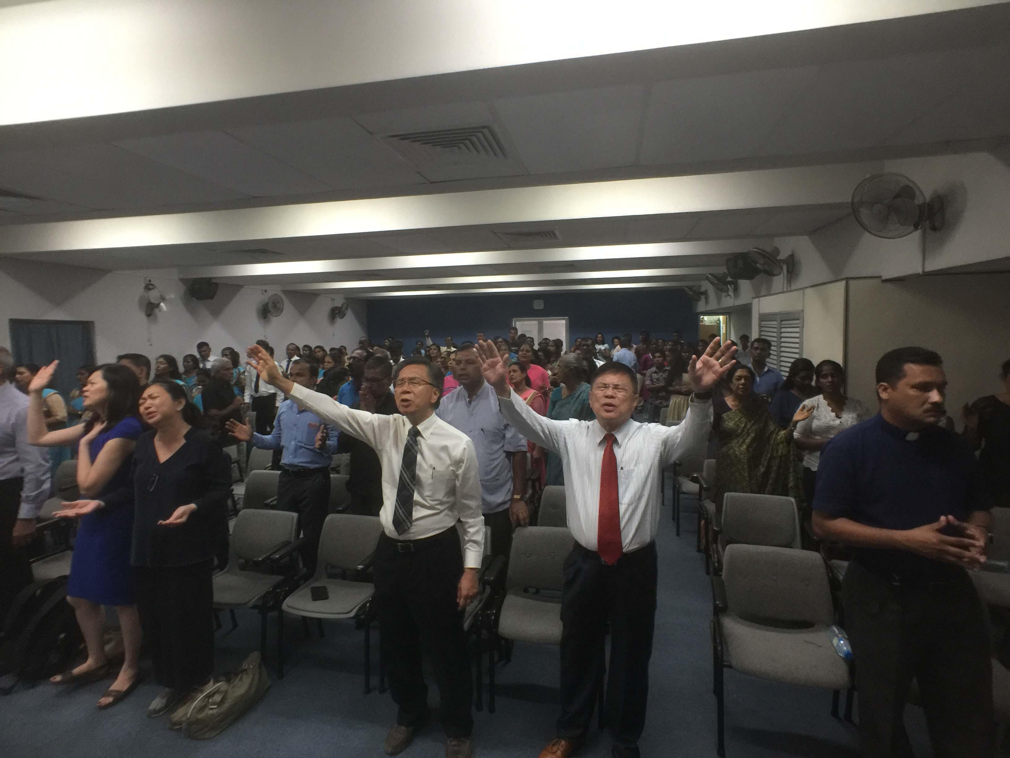 Worship - Graduation