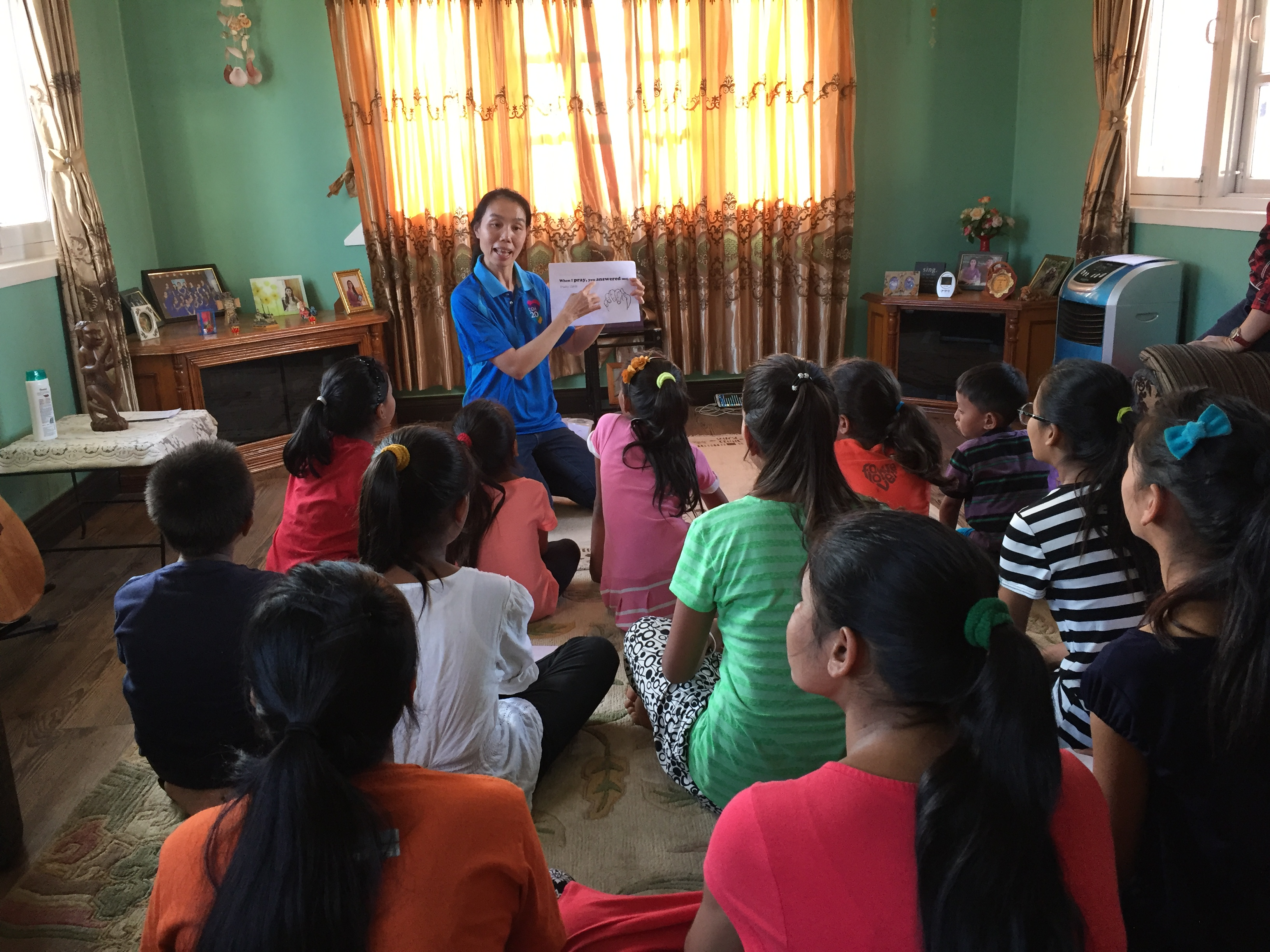 Orphanage ministry (2)
