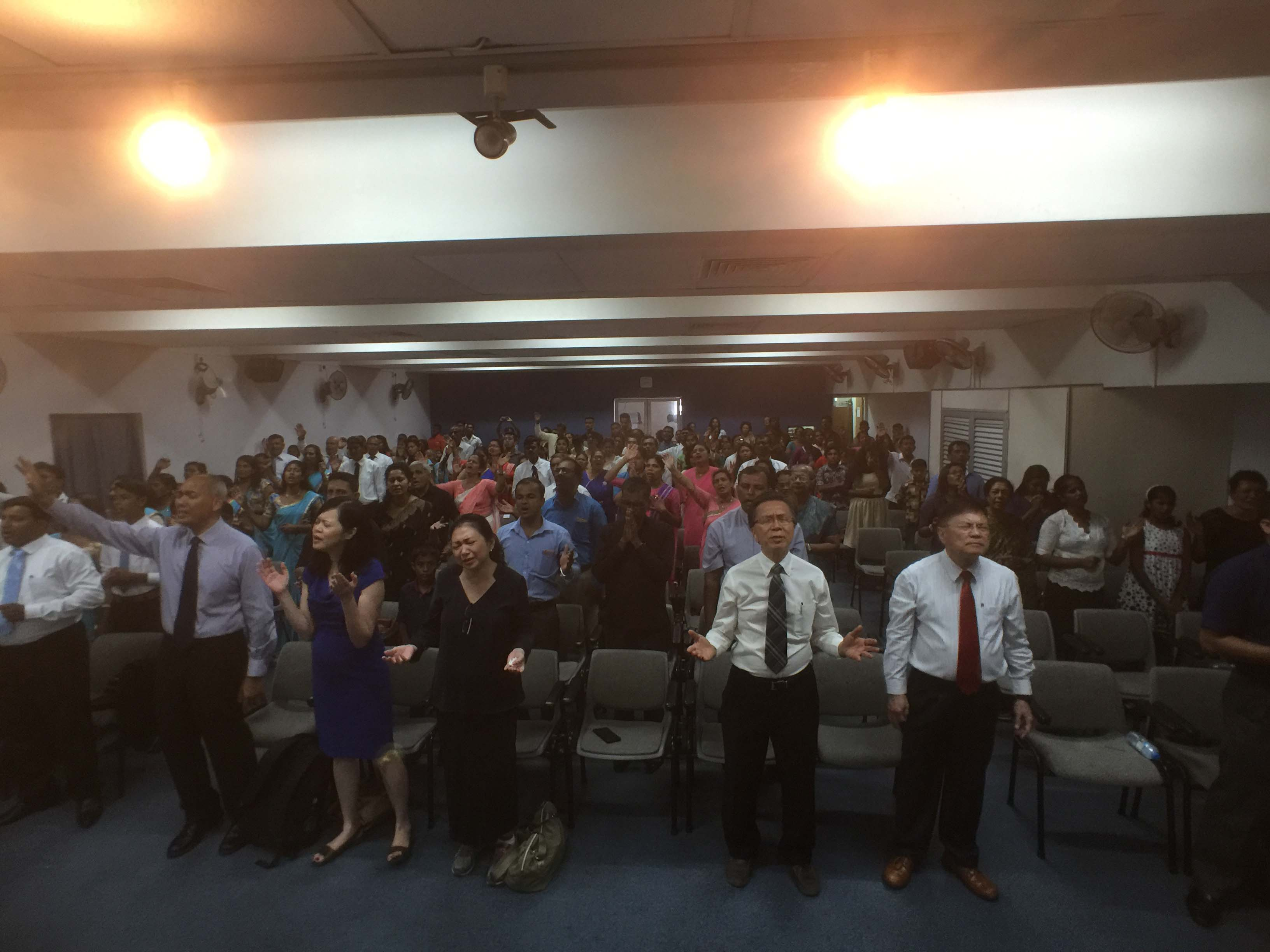 Praise & Worship - Graduation