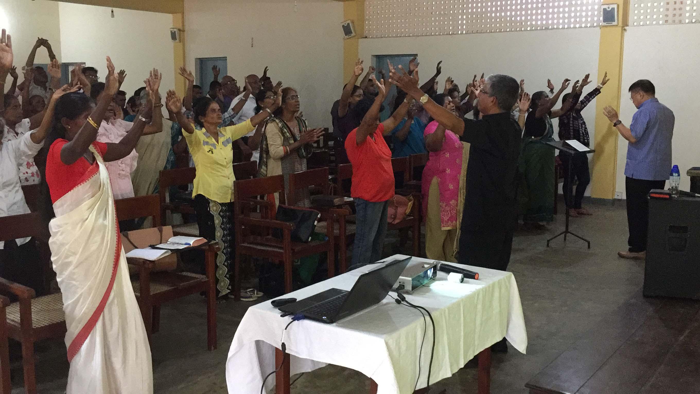 Pastor Richard - healing ministry