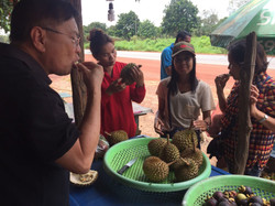 Durian time