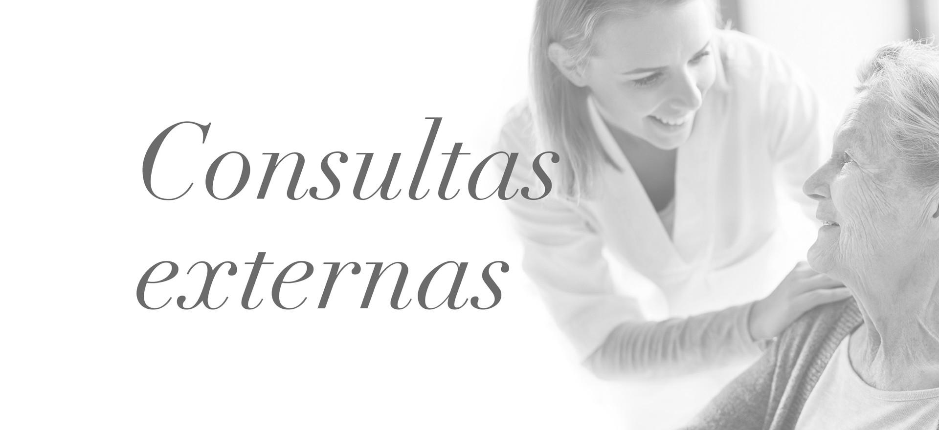 Servicios /// Consultas externas