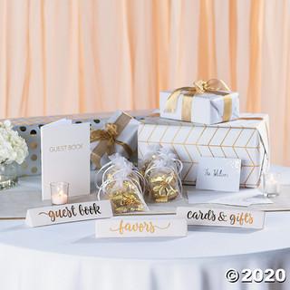 triangle-wedding-sign-ceramic-name-plate