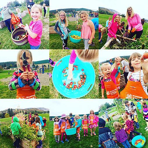 Slimy n Glittery Year-End Kidston Garden Club Success