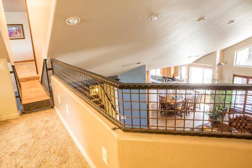 Study above Livingroom