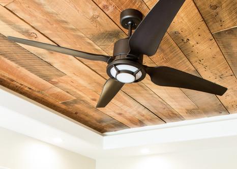 Ceiling Fan Wood Ceiling