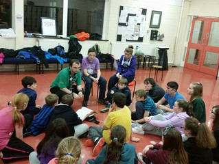 Scout Meeting 13th November