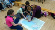 Scout Meeting 26th November 2015