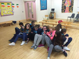 Scout Meeting 31st March