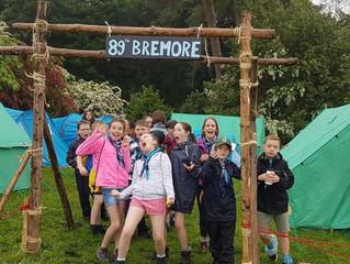 Cub Camp 2018 - Larch Hill