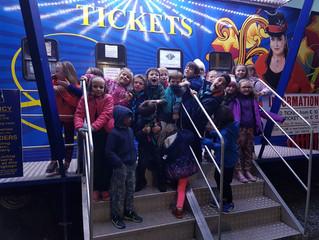 Beavers @ the Circus