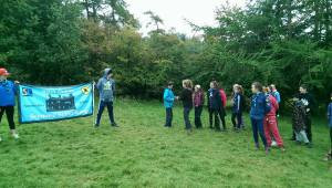 Fingal Scout County Camp 2015 - Larch Hill