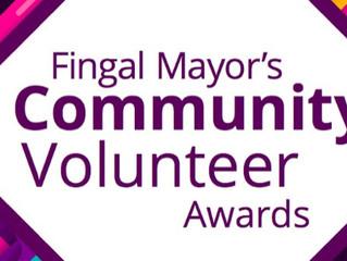 FingalMayor's Community Volunteer Awards - #VOTE4MARY