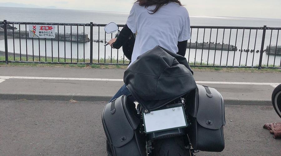 札幌→旭川→増毛→オロロン~336キロのツーリング