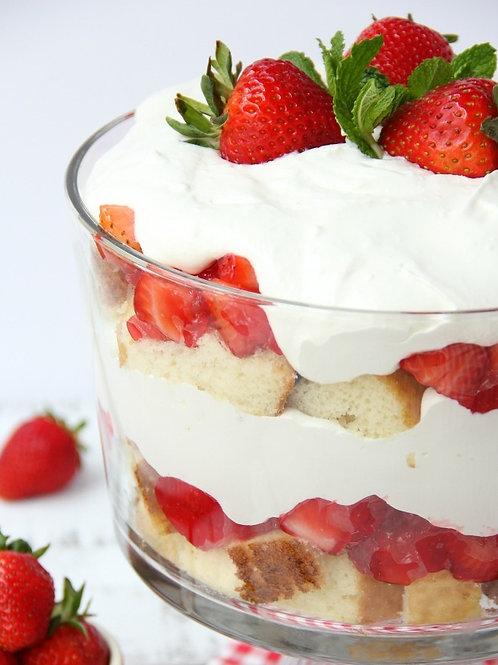 Strawberry Short Cake Bowl