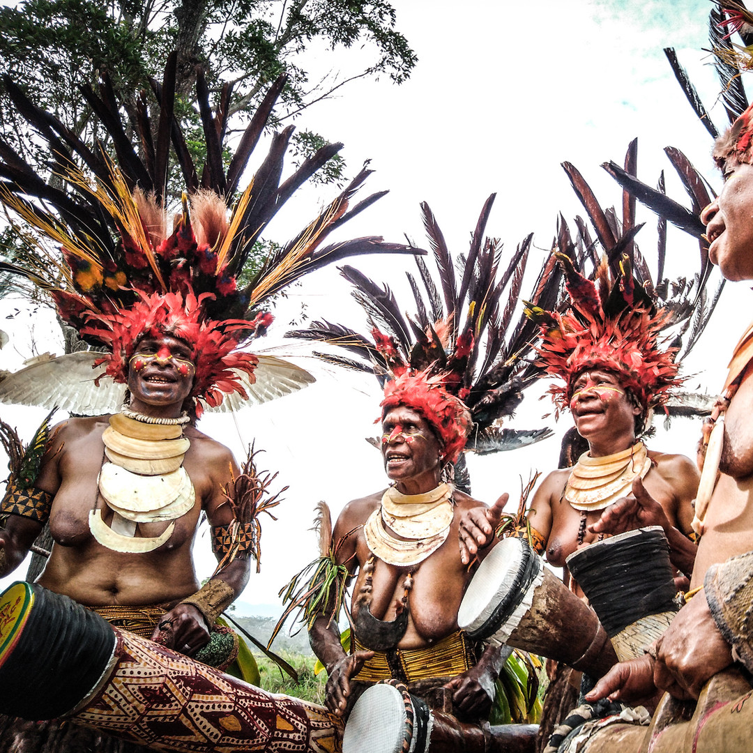 PNG Highlands Adventure Tours