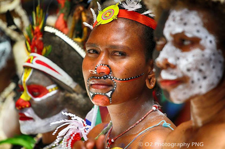 Faces of PNG