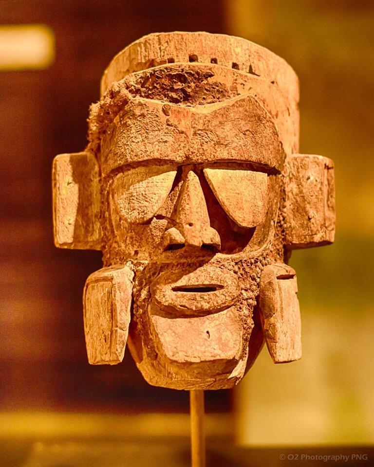 Rambol Mask - New Ireland Province