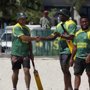 SP Beach Cricket
