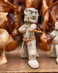 Asaro mudman figurine