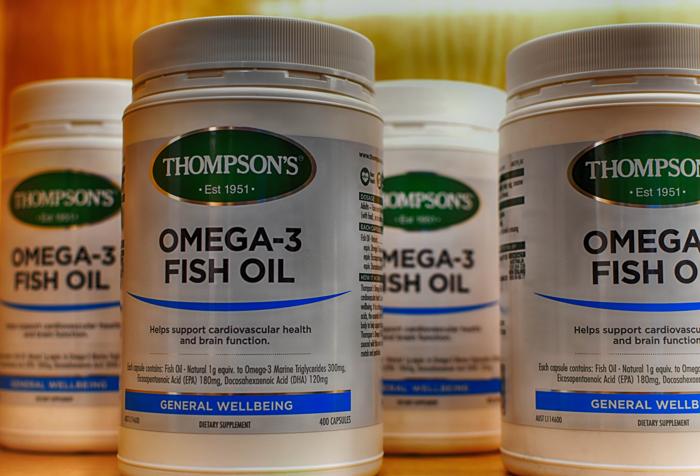 Health NZ Omega-3