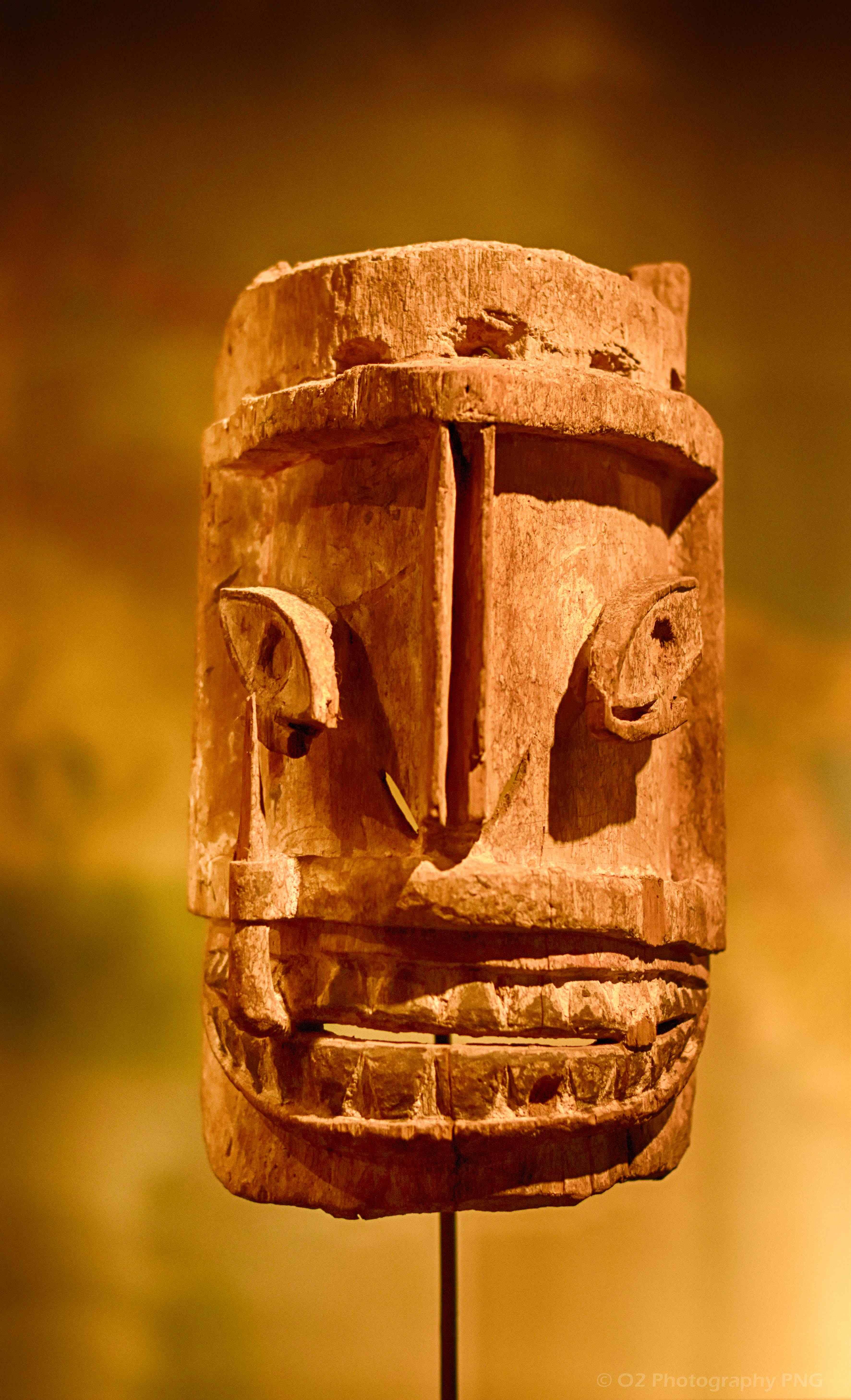 Ragalabu Mask - New Ireland Province