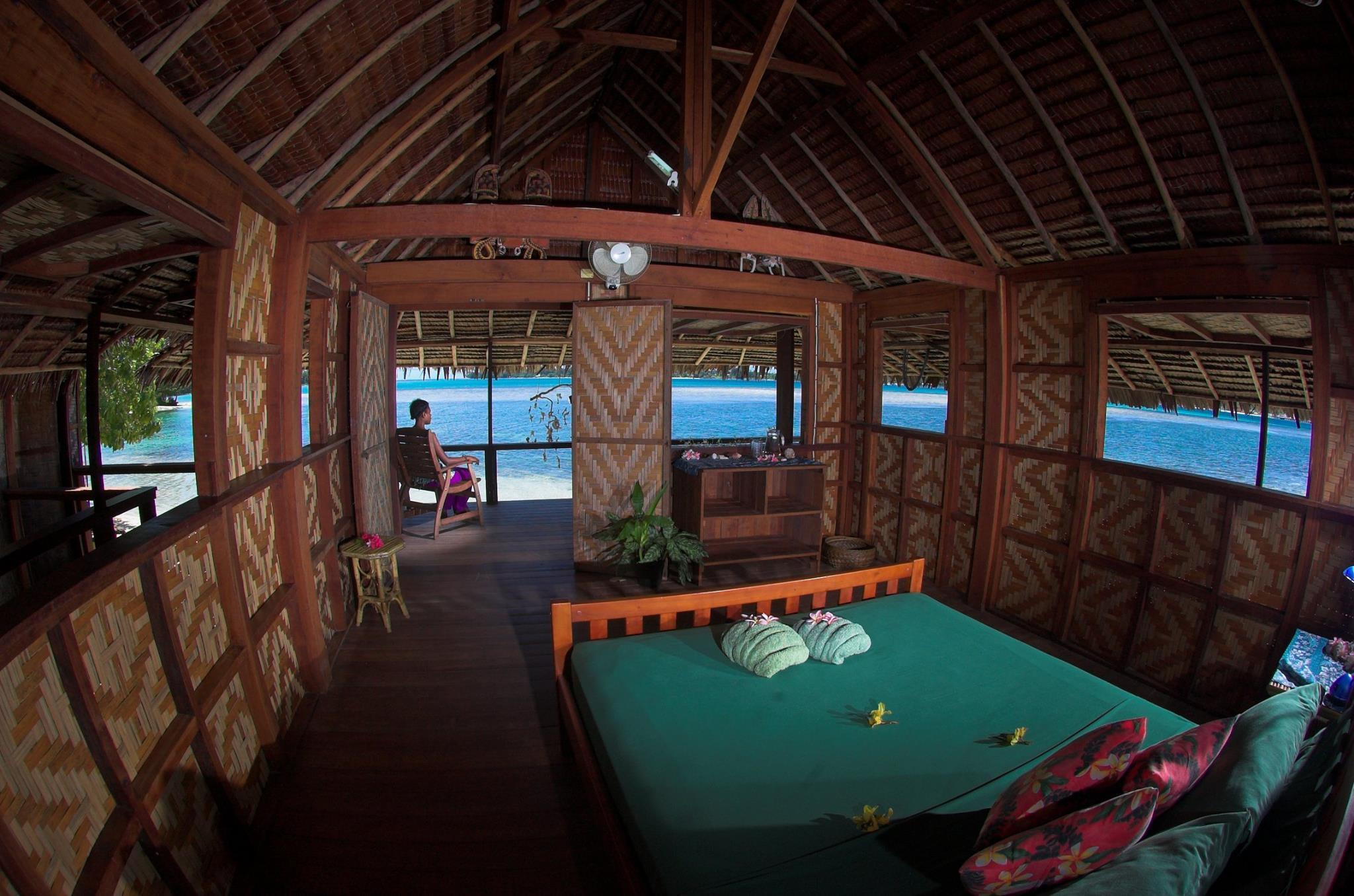 Nusa Island Retreat