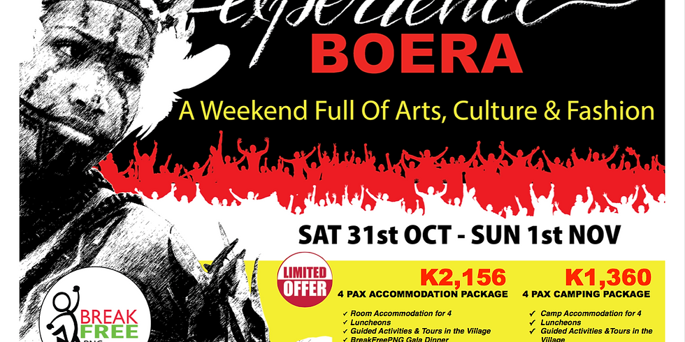 Experience Boera