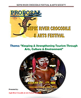 Sepik River Crocodile Festival Annual Re