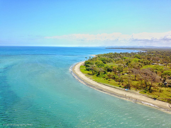 Hula Village Coastline