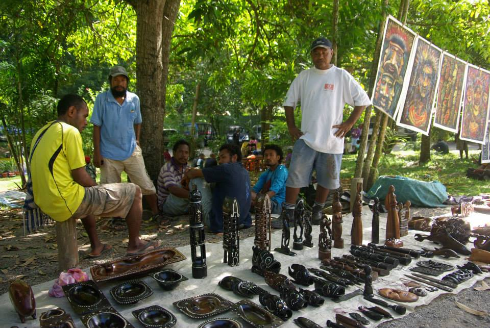 Moresby Arts & Craft Market