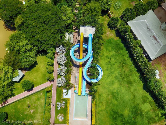 Adventure Park aerial view