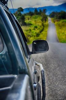 Traveled road